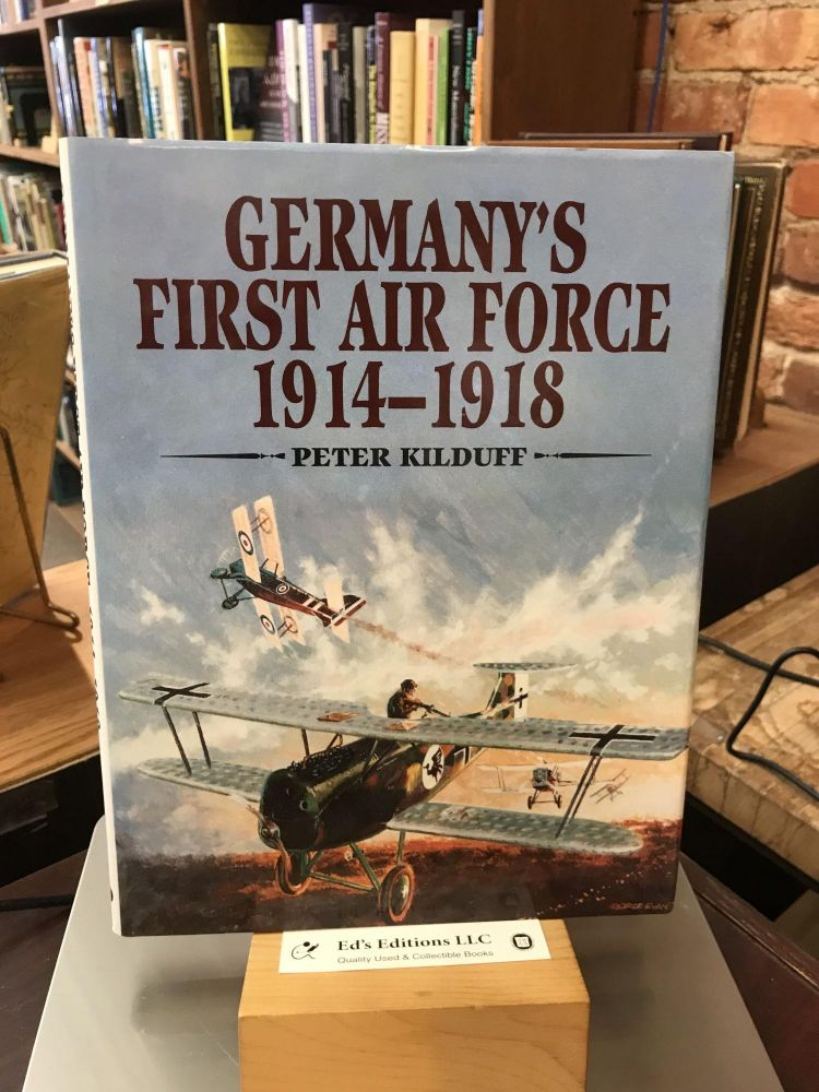 Germany's First Air Force 1914-1918