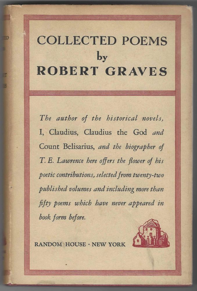 collected poems. Robert Graves.