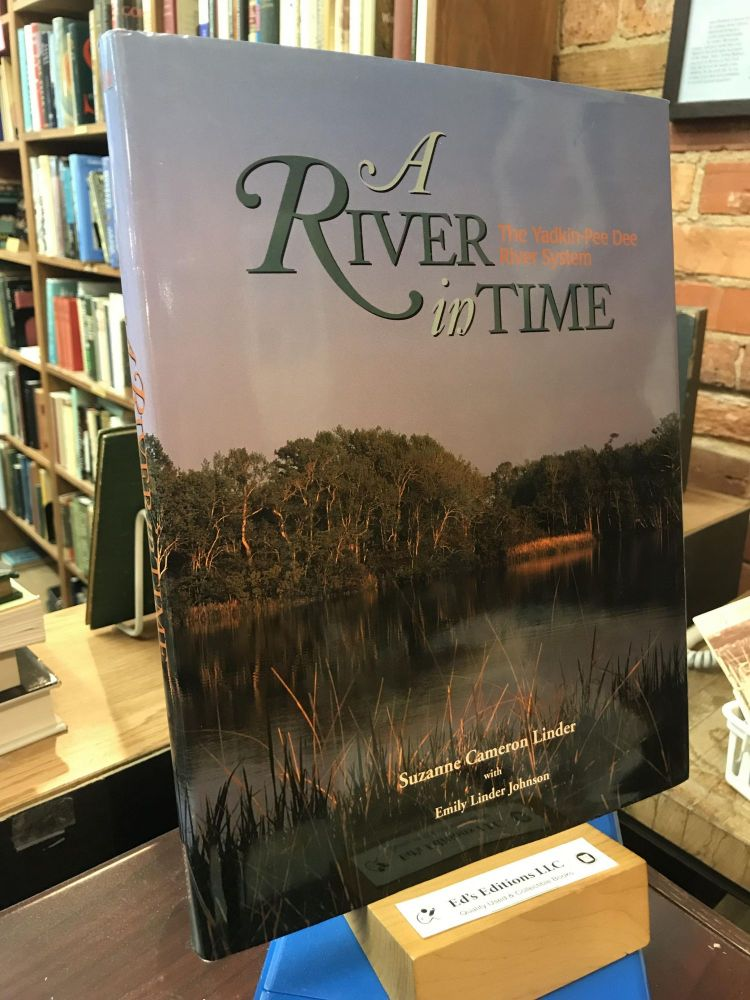 A River in Time. Suzanne Cameron Linder.