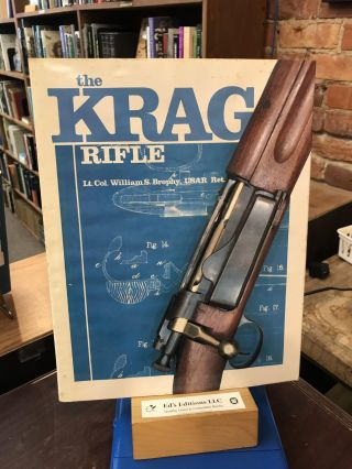 The Krag Rifle. Lt Col. William Brophy