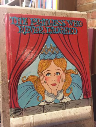 The Princess Who Never Laughed (Tell-a-Tale