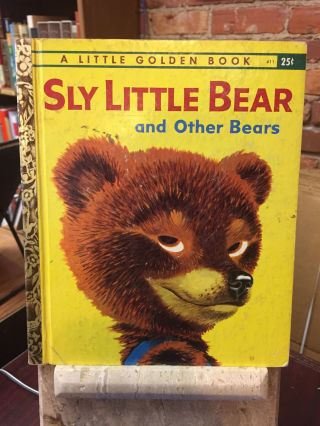 Sly Little Bear and Other Bears. Kathryn B. Jackson, Johnston, By Scott
