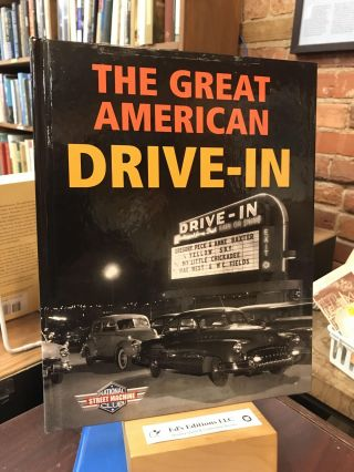 The Great American Drive-In. Don Sanders, Susan Sanders